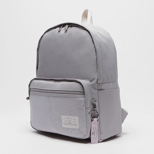 SOFT BACKPACK - ASH GRAY