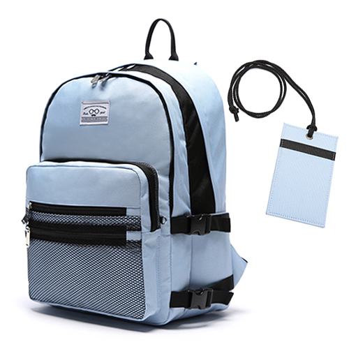 3D BACKPACK - SKY BLUE