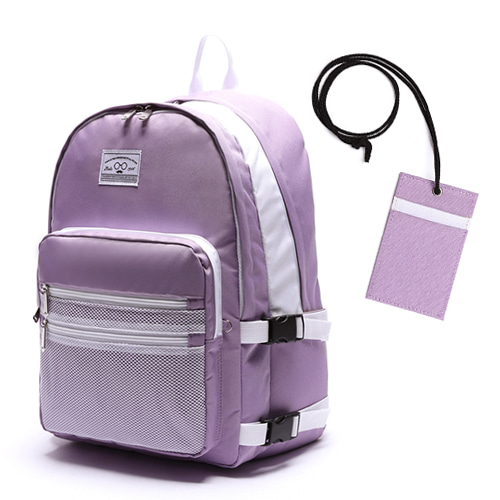 3D BACKPACK - LILAC