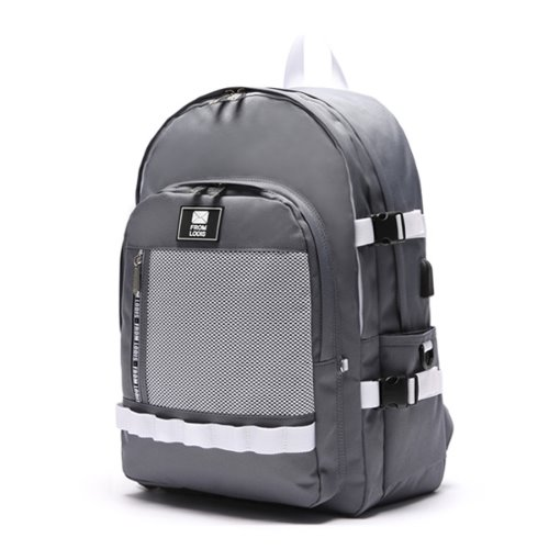 3D POINT BACKPACK -DARKGRAY