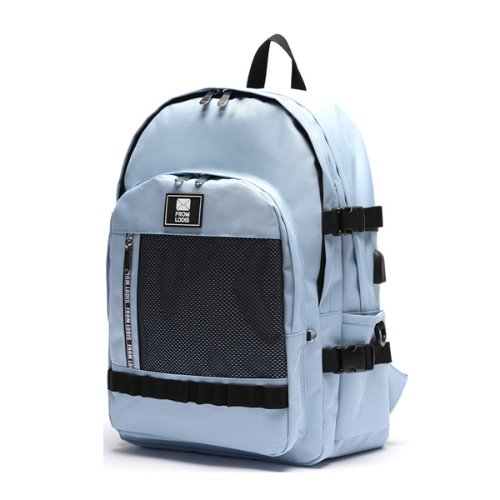 3D POINT BACKPACK -SKYBLUE