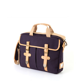 MANNISH BRIEF CASE - NAVY
