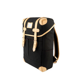 NEW SQUARE BACKPACK - BLACK