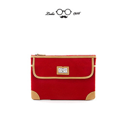 MANNISH CLUTCH - RED