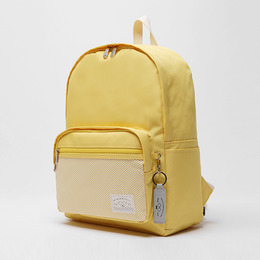 SOFT BACKPACK - YELLOW