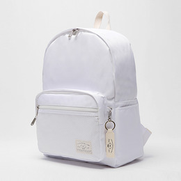 SOFT BACKPACK - WHITE