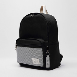 SOFT BACKPACK - BLACK