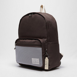 SOFT BACKPACK - CHOCO BROWN