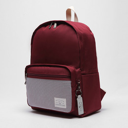 SOFT BACKPACK - BURGUNDY