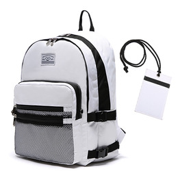 3D BACKPACK - WHITE