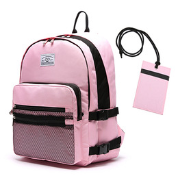 3D BACKPACK - PINK