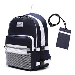 3D BACKPACK - NAVY