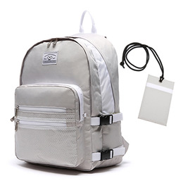 3D BACKPACK - LIGHT GRAY