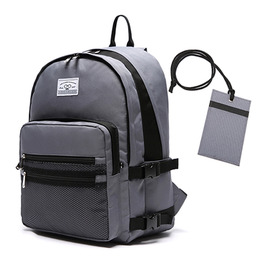 3D BACKPACK - DARK GRAY