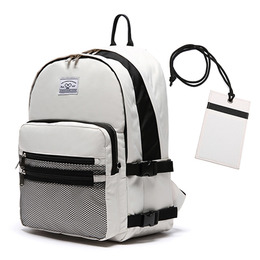 3D BACKPACK - CREAM