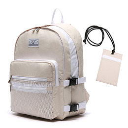 3D BACKPACK - BEIGE