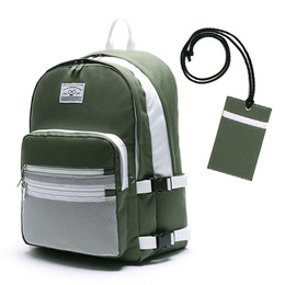 3D BACKPACK - KHAKI