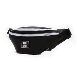 DAILY WAIST BAG - BLACK