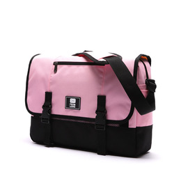 로디스 COMFORTABLE MESSENGER BAG PINK