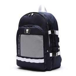 3D POINT BACKPACK -NAVY